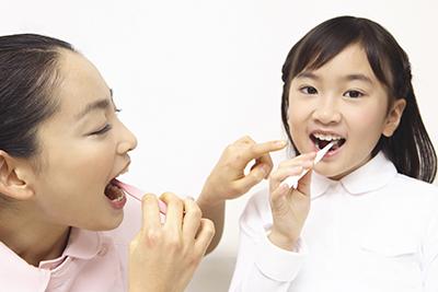 歯のお手入れ法